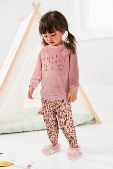 Cosy Appliqué Character Lounge Set (9mths-8yrs)
