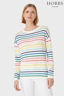 Hobbs Multi Rainbow Sweater