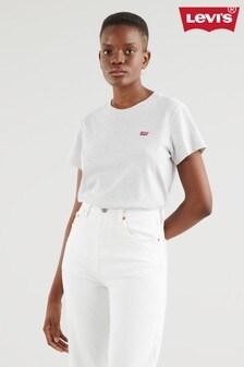 Levi's® White Chest Logo T-Shirt