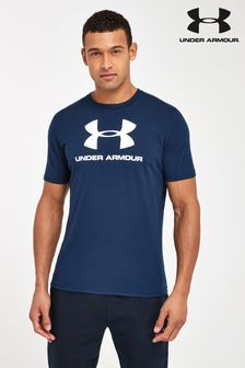 Under Armour Sportstyle Short Sleeve Large Logo T-Shirt