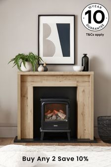 Bronx Compact Fire Surround