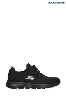 Skechers® Black Go Walk 5 Uprise Trainers