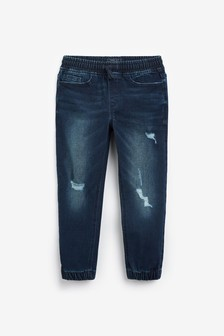 Distressed Jogger Jeans (3-16yrs)
