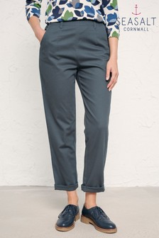 Seasalt Grey Waterdance Trousers