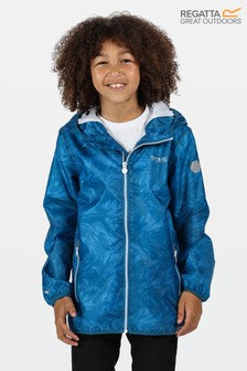 Regatta Printed Lever Waterproof Jacket