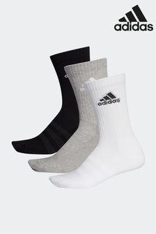 adidas Multi Cushioned Crew Socks 3 Pack