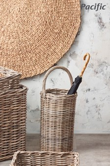 Kubu Umbrella Storage Basket by Pacific Lifestyle