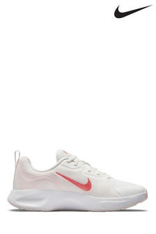 Nike White Wearallday Trainers