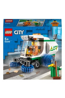 LEGO® City Great Vehicles Street Sweeper 60249