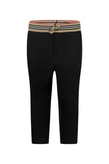 Boys Cotton Trousers