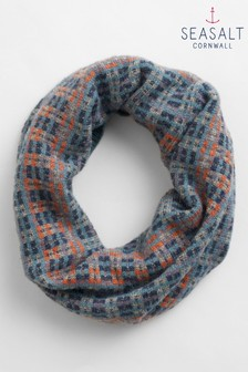 Seasalt Blue Storm Brewing Snood