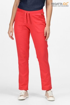 Regatta Quanda Cotton Trousers