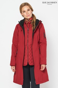 Ilse Jacobsen Hornbk Red Raincoat
