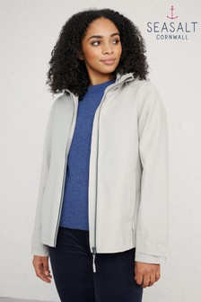 Seasalt Grey Chalk Lagoon Jacket