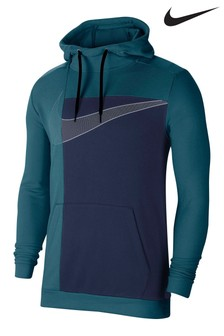 Nike Green Project X Fleece Overhead Hoody