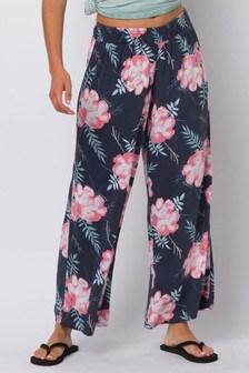 Animal Blue Beaching Woven Trousers