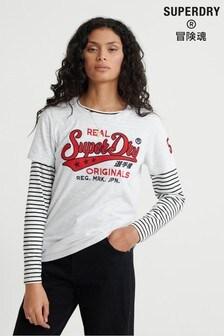 Superdry Real Originals Chainstitch T-Shirt