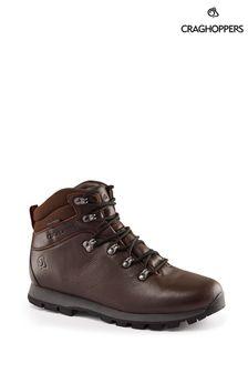 Craghoppers Brown Kiwi Trek Boots