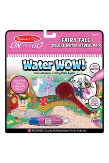 Melissa & Doug Water Wow Fairy Tale Deluxe