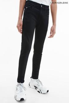 Calvin Klein Jeans Black Skinny Denim Jeans