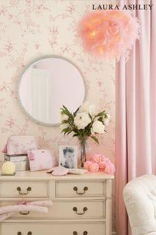 Laura Ashley Blush Oriental Blossom Wallpaper