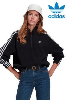 adidas Originals Fleece 1/2 Zip Top