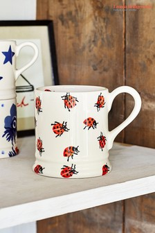 Emma Bridgewater Insects Ladybird Mug