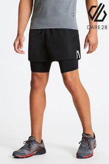 Dare 2b Black Recreate Shorts