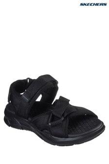 Skechers® Black Equalizer 4.0 Sandal Tolgus Sandals