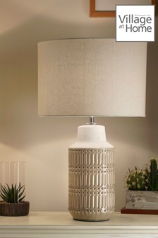 Hunter Table Lamp by Village At Home