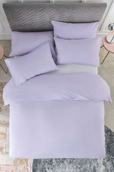 Antibacterial Easy Care Polycotton Bedset