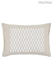 Murmur Cotton Embroidered Seed Cushion