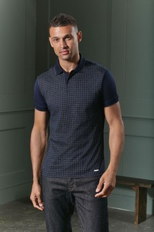 Smart Dogtooth Polo