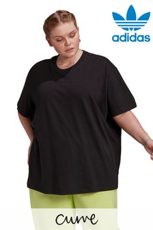 adidas Originals Curve Oversized T-Shirt