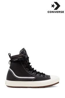 Converse Black All Stars Boots