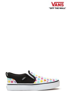 Vans Youth Multi Heart Asher Trainers