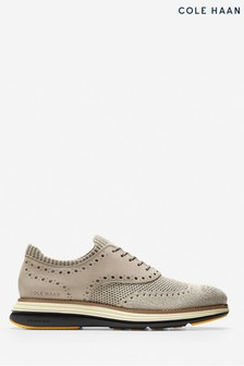 Cole Haan Cream OriginalGrand Ultra Stitchlite Ox Shoes