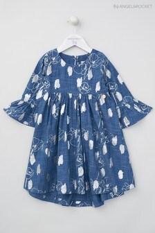 Angel & Rocket Blue Lily Dress