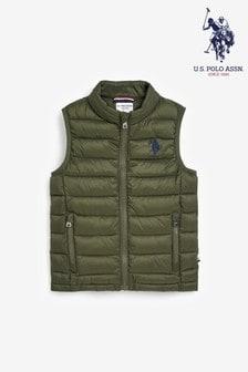 U.S. Polo Assn. Thin Bellow Gilet