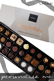 Personalised Happy Birthday Everything Sleeker by Hotel Chocolat