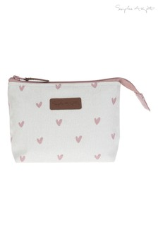 Sophie Allport Hearts Make Up Bag