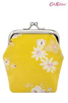Cath Kidston® Kids White Daisy Rose Mini Clasp Purse