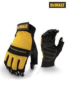 Dewalt Black Tough Fingerless Performance Glove