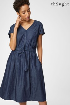 Thought Blue Camila Dress