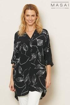 Masai Black Ibefa Shirt