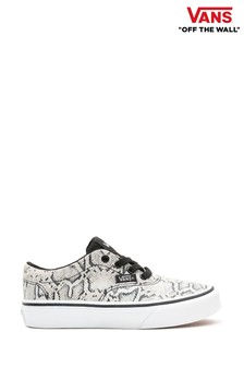 Vans Leopard Youth Doheny Trainers