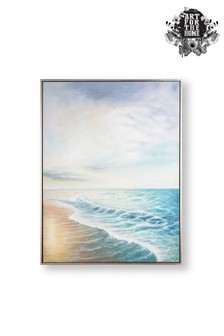Sunset Shores Wall Art by Art For The Home