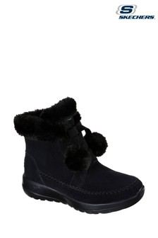 Skechers® Black On-The-Go Joy Hibernate Boots