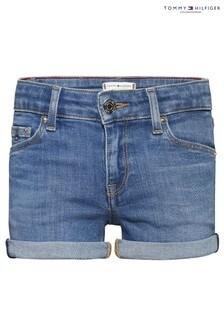 Tommy Hilfiger Blue Nora Basic Shorts