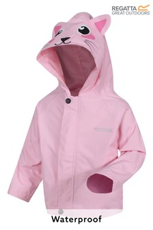 Regatta Kid's Animal Waterproof Shell Character Jacket